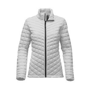 Wholesale cheap professional white girls down feather jackets
