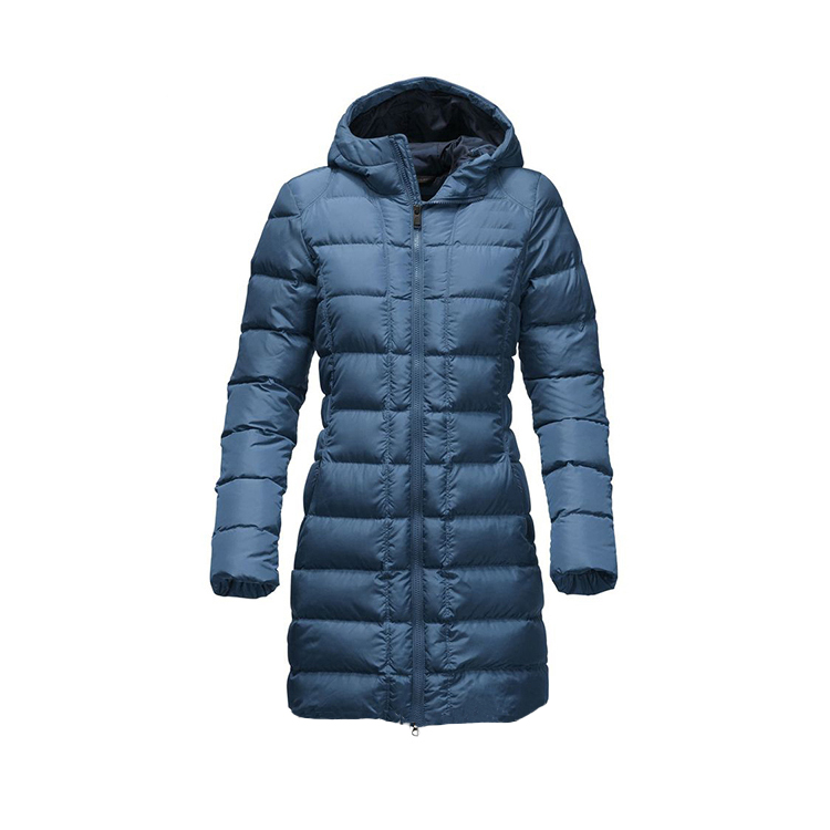 Made in China fashion cheap goose winter duck down jacket women
