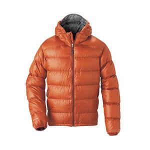 men feather packable warm nylon down jacket