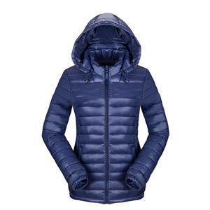 clothing women winter hoody down jacket