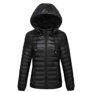 Ladies super thin thermal slim fit casual winter Jacket