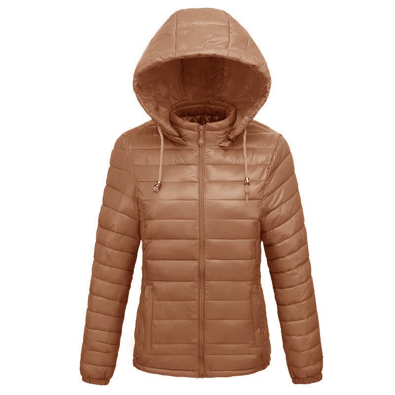 Ladies super thin thermal slim fit casual winter Jacket Manufacturers, Ladies super thin thermal slim fit casual winter Jacket Factory, Supply Ladies super thin thermal slim fit casual winter Jacket