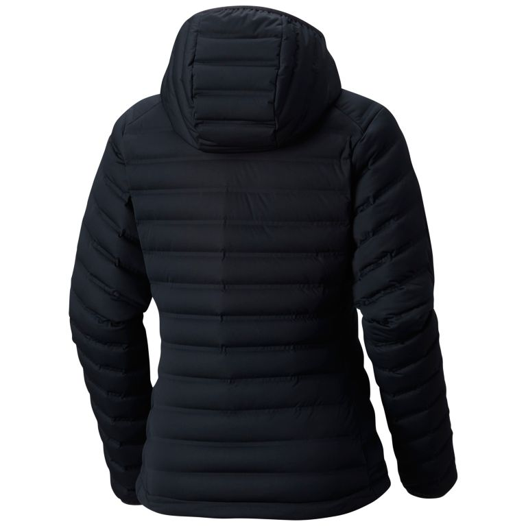 Women's strech weled down jacket with hood Manufacturers, Women's strech weled down jacket with hood Factory, Supply Women's strech weled down jacket with hood