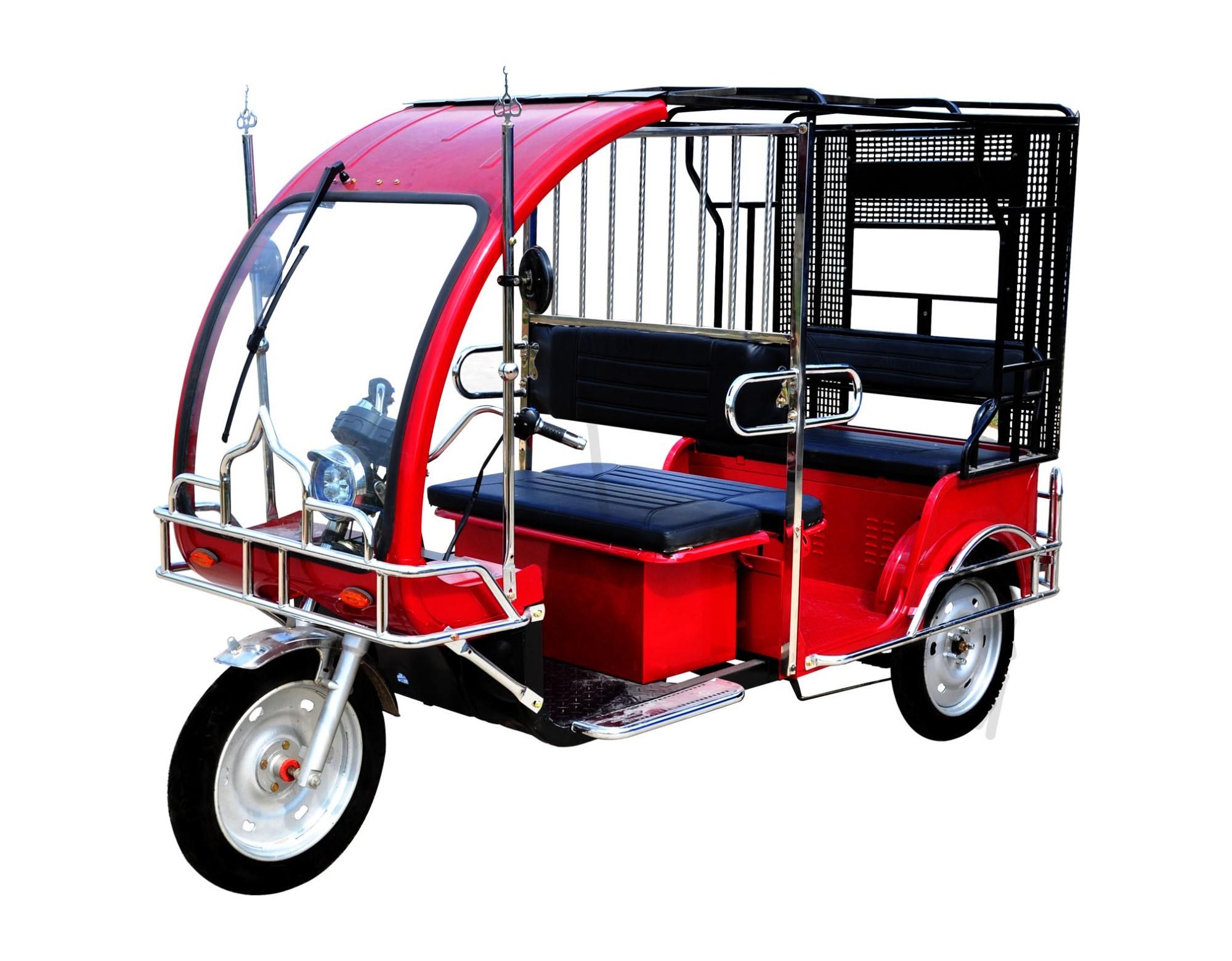 Passenger Electric Tuk Tuk Taxi