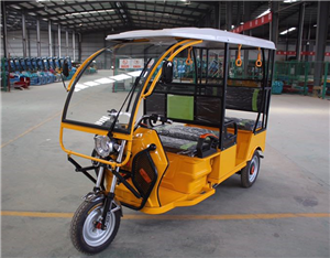 Bajaj Passenger Electric Battery Auto Rickshaw