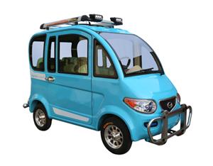 Closed 4 wheels Passenger Electric Auto Mini Car