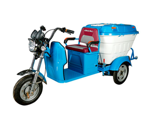 Garbage 3 Wheels Electric Tricycle