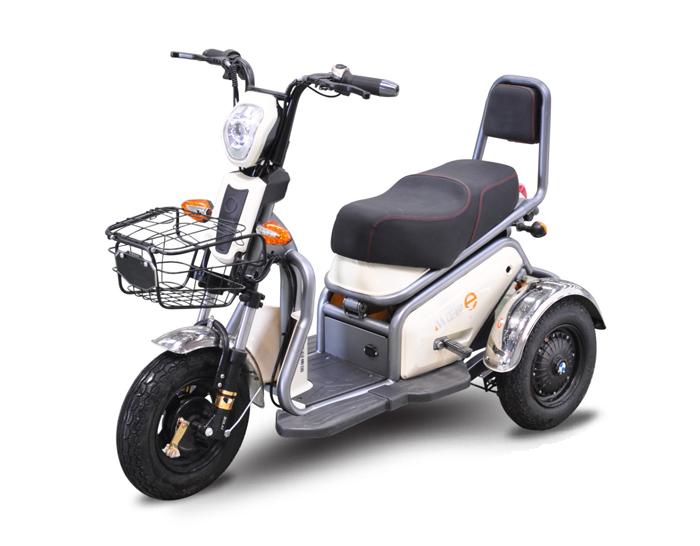 Smart Folding Seat passenger Electric Scooter
