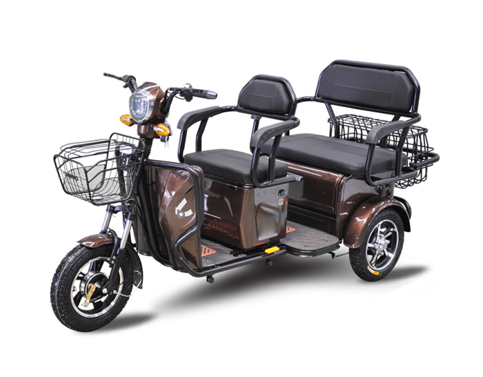 Smart passenger Electric Tricycle For Disabled