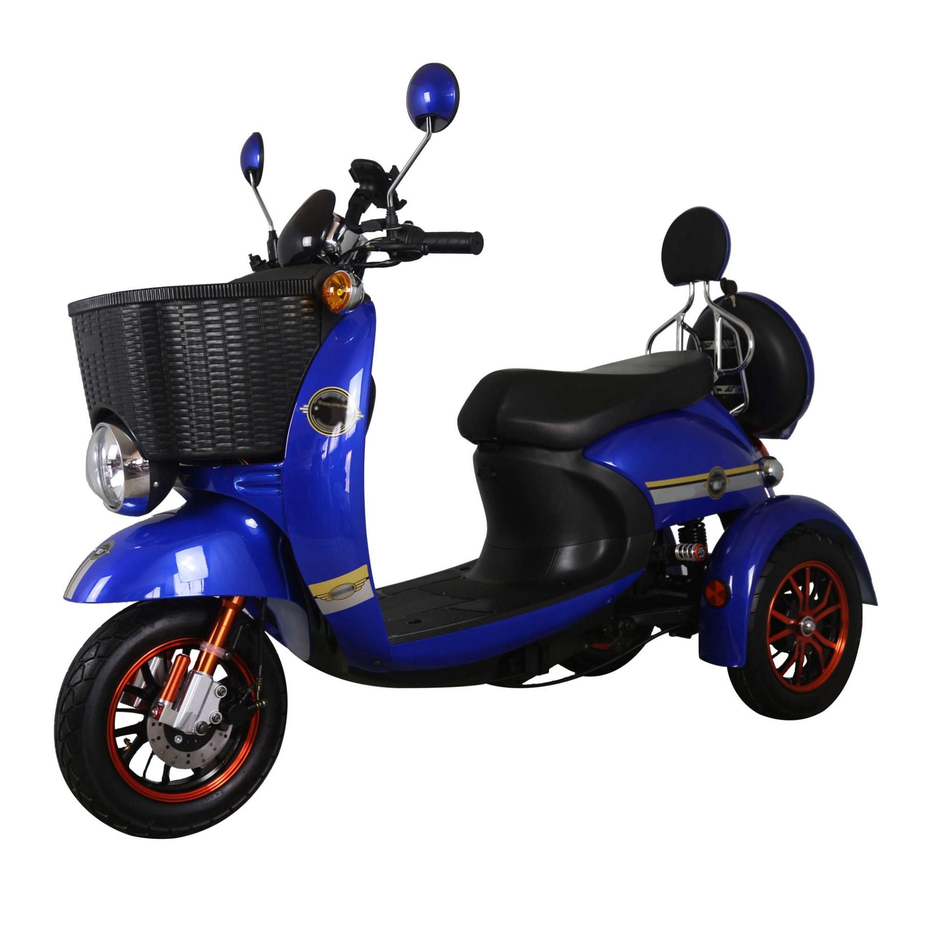 Three Wheeled Vehicles