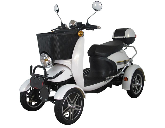Lightweight Mobility Scooter 4 Wheels