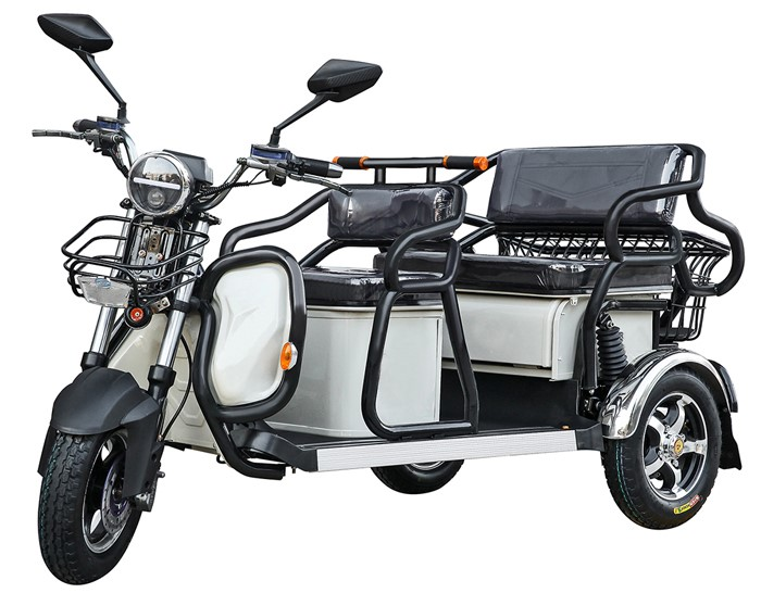 3 Wheels Pride Mobility Scooters