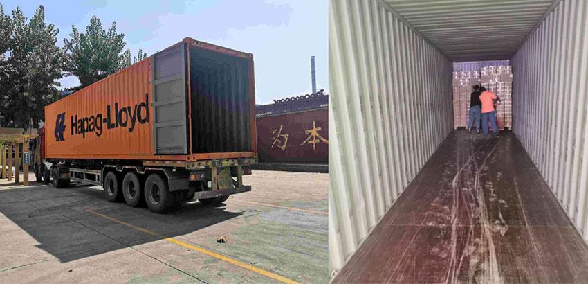 Logistics freight