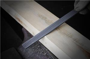 Regular Tooth Flat Wood Rasp