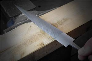Taper Cabinet Wood Rasps