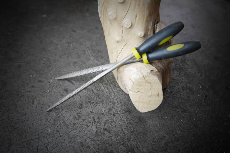 Rasp Needle File Set