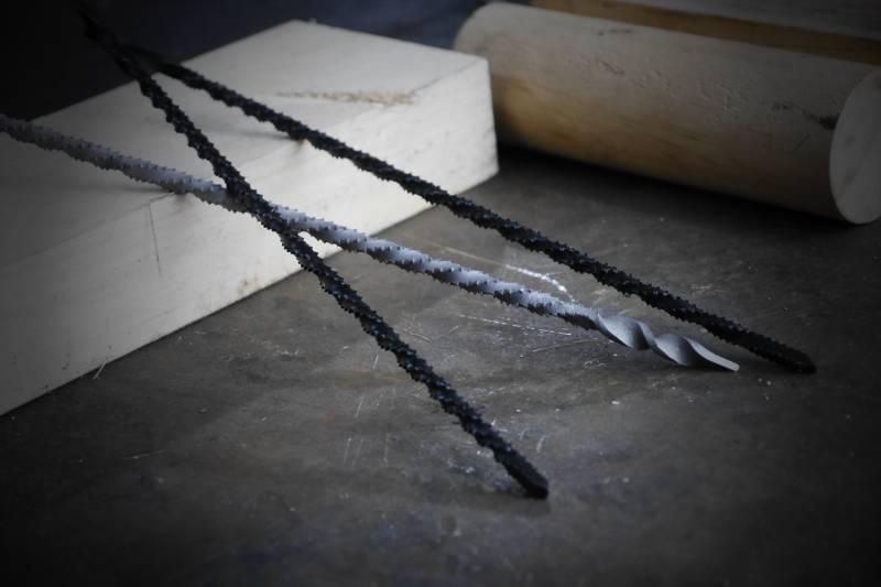 Wood Drill Files
