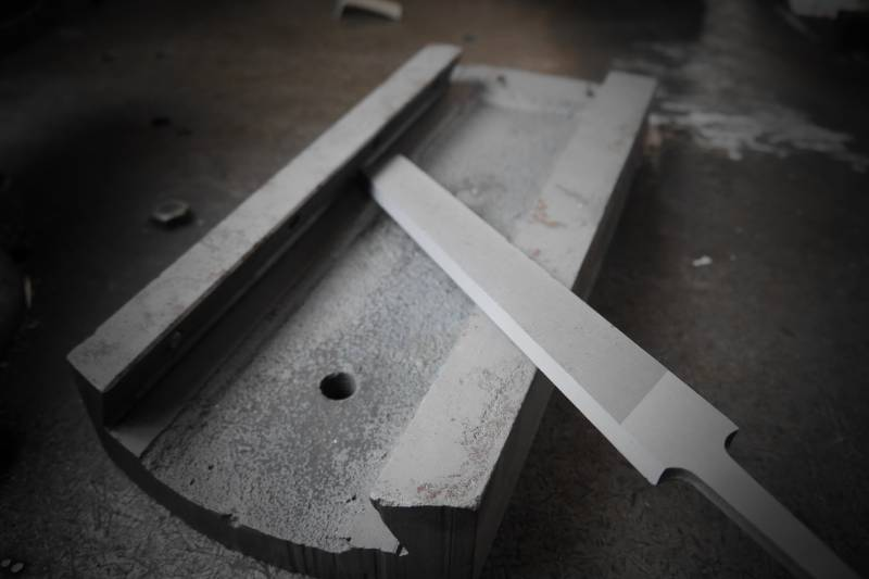 Dovetail Groove Files