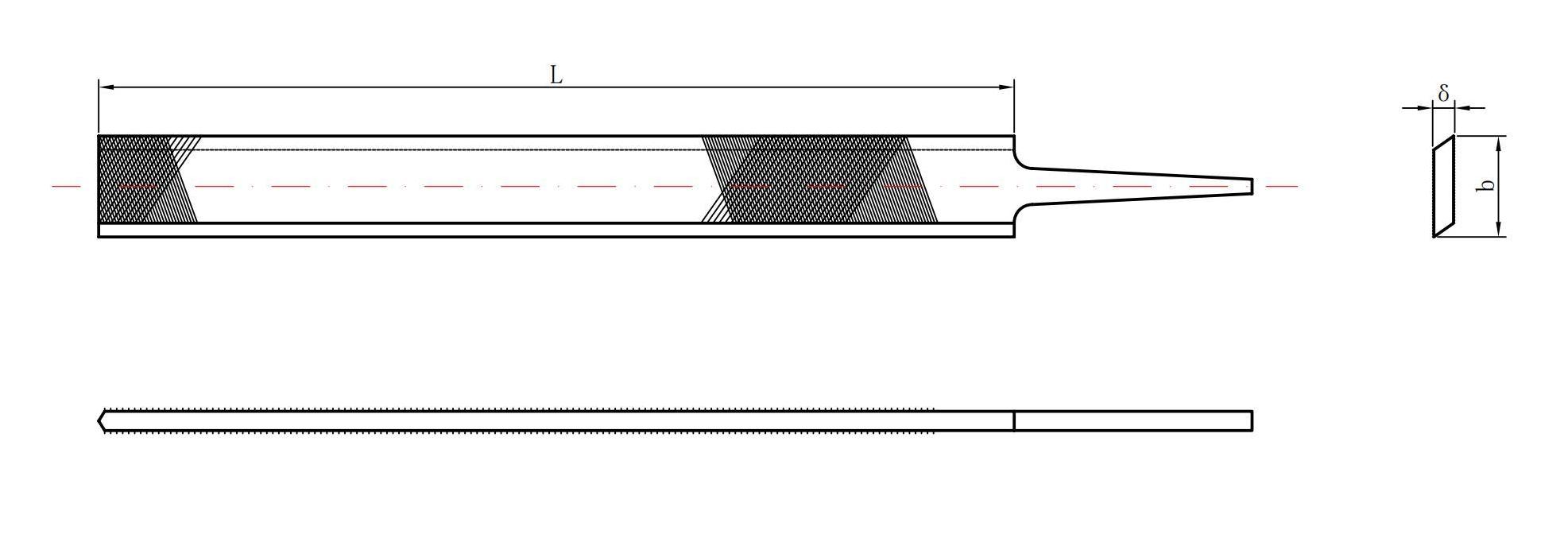 Dovetail File