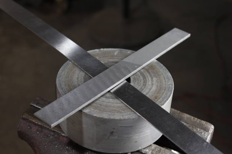 Stainless Steel Hand Files