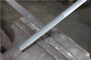 Stainless Steel Half Round Files