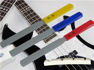 Double Edge Tapered Nut Files for Bass Guitar
