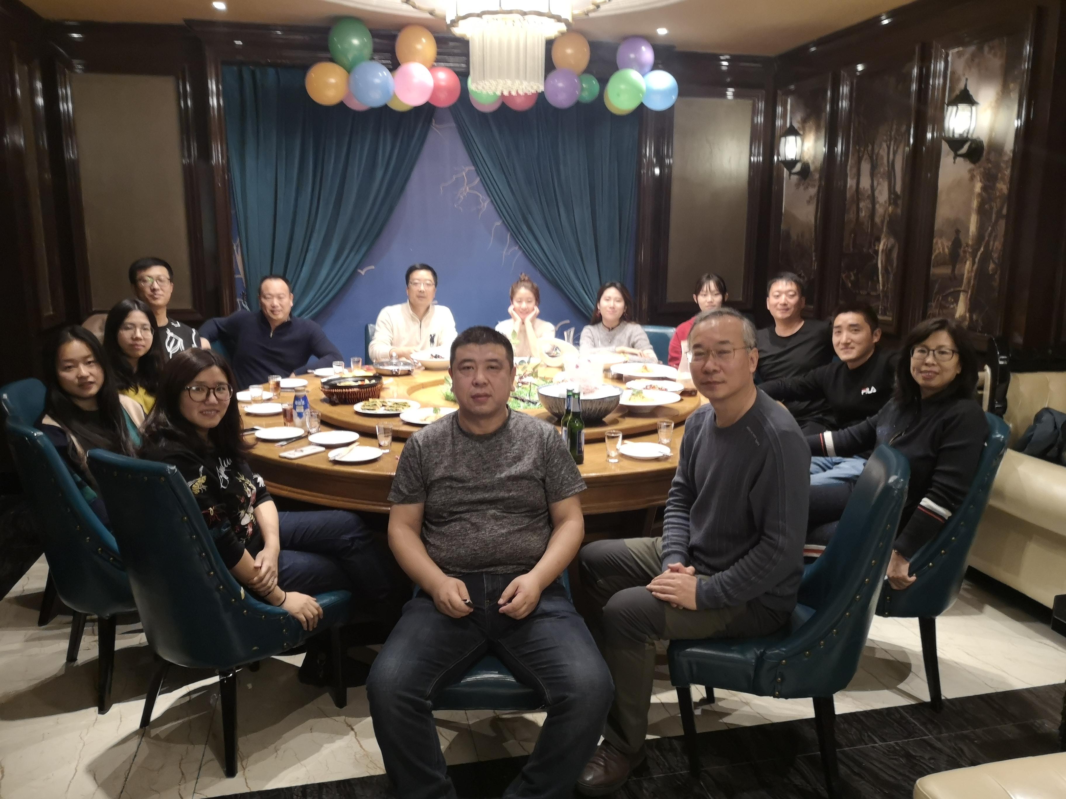 Christmas Eve Shenyang Sunnytex Apparel Co., Ltd.