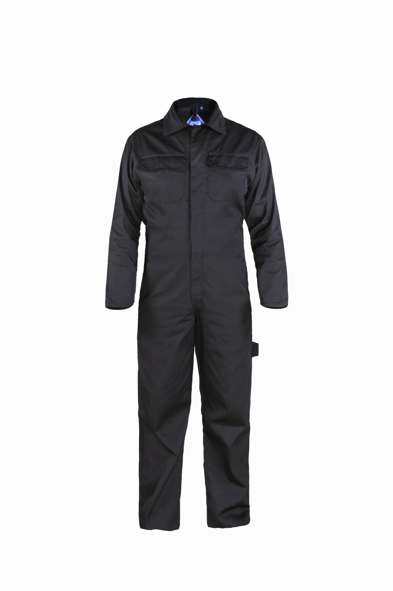 Cleaning method for anti-acid and anti-alkali working clothes