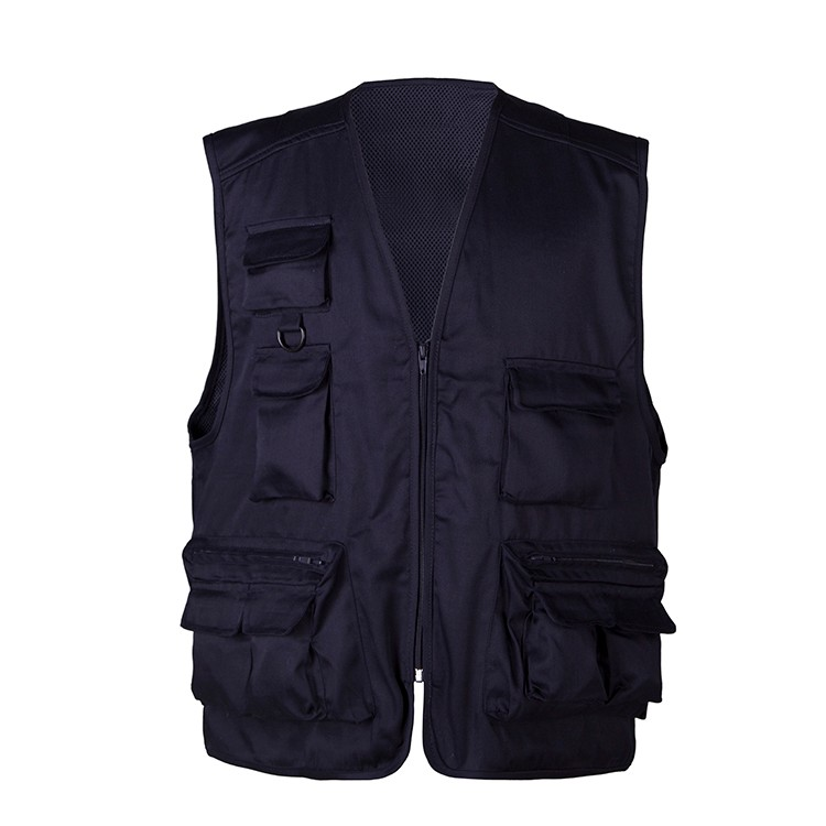 Fishing vest is coming