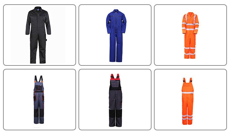 Wholesale OEM Safety Cheap Fireproof Work Pants Fire Resistant Pant