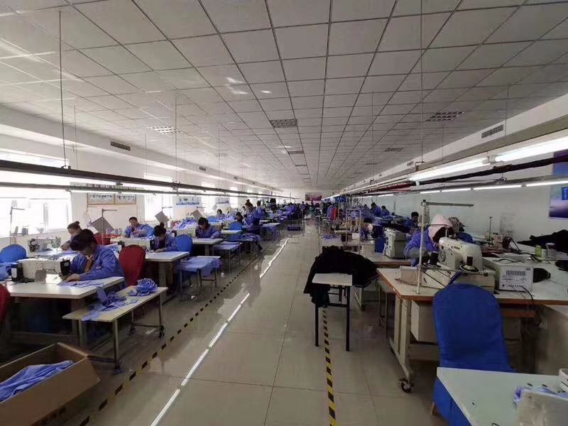 Welcome to our factory!