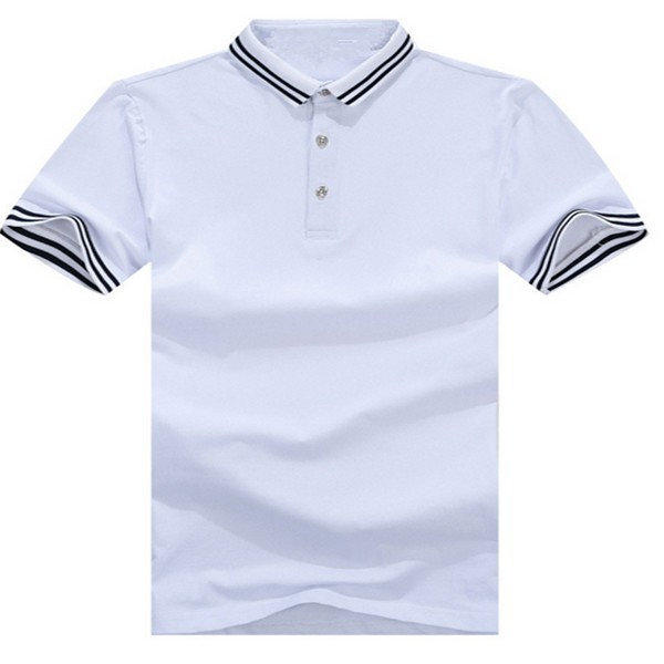 unisex custom printing short sleeve polo t shirts