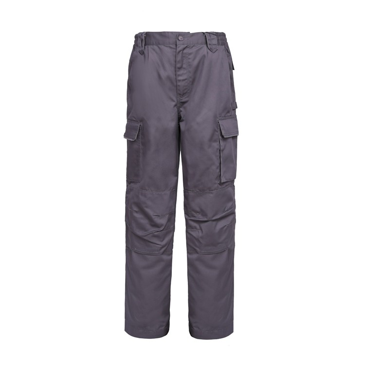 Industrial functional multipockets pant pockets work trousers