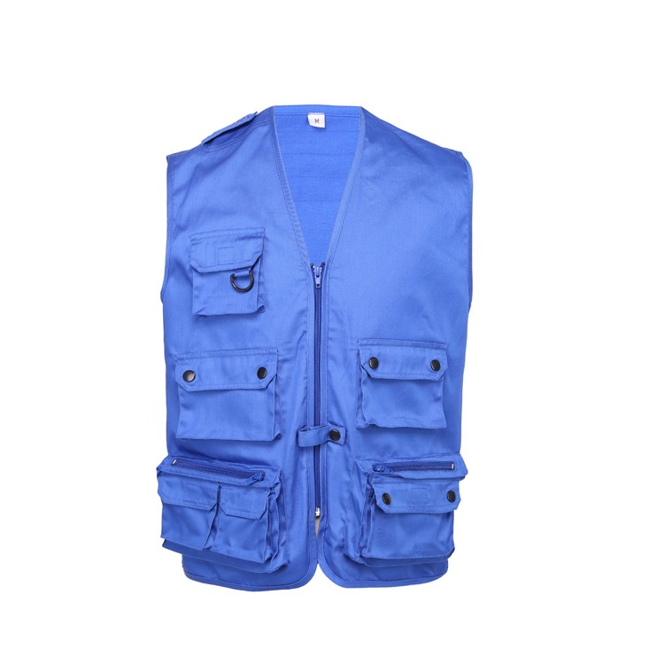 Safety Vest With Reflective Tape High Quality High Visibility Reflective Vest Security Clothing