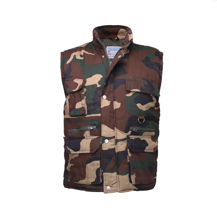 Camouflage Vest is a very hidden vest
