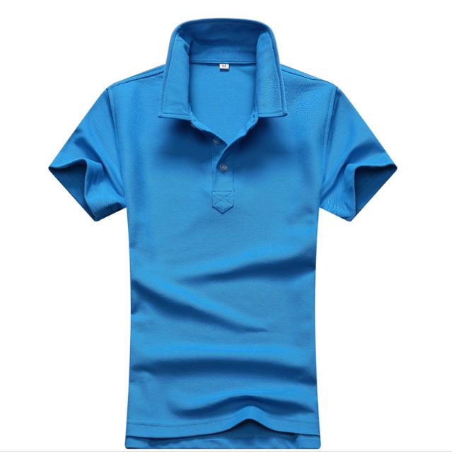 Polo Shirt is a good choice in summer