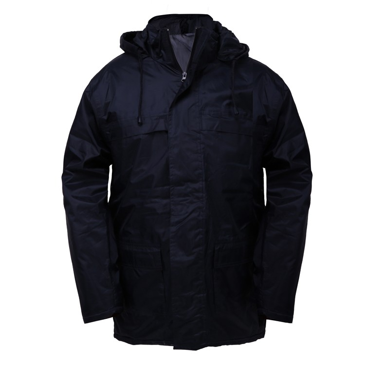 Waterproof Jacket is with padding