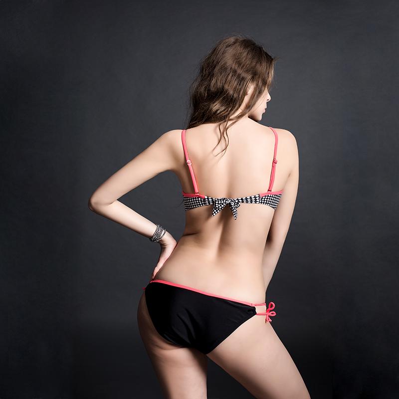 sexy two piece bikini