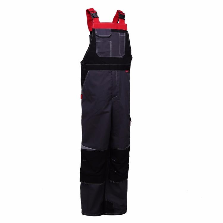 Work Bib Pants Durable Work Overall Uniform Suits