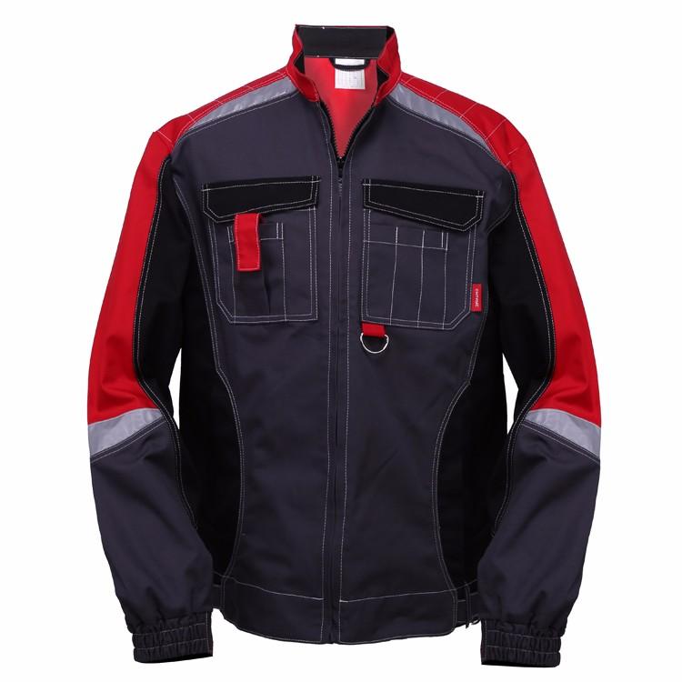 Nylon Windbreaker High Quality Fireproof Jackets Red Face Jacket