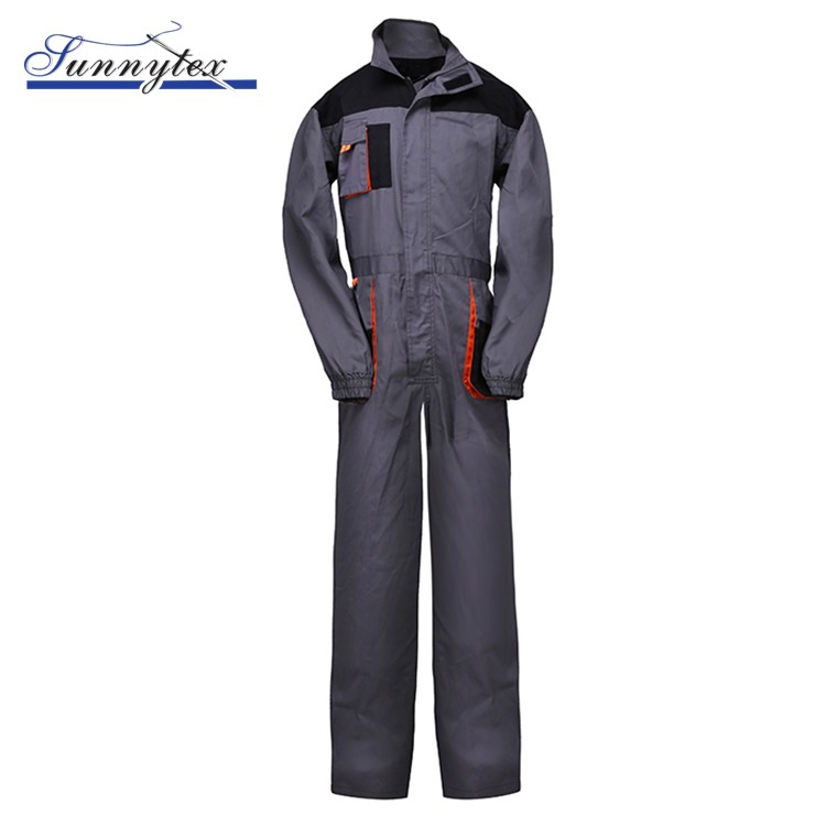 Protective Coverall with multi pockets