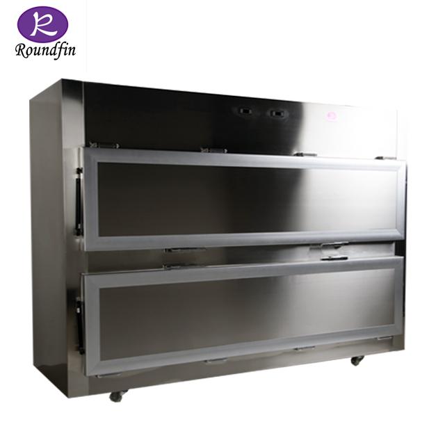 Medikal na Instrumentong Hindi Kinakalawang na Bakal Autopsy Tools Cadaver Bed Mortuary Refrigerator