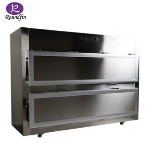 Réfrigérateur mortuaire de lit de cadavre d'outils d'autopsie d'acier inoxydable d'instrument médical
