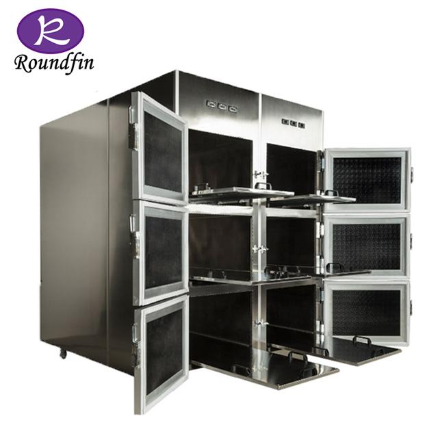 Pinaka-tanyag na Morgue Cold Room Mga Morgue Room na Body Refrigerator