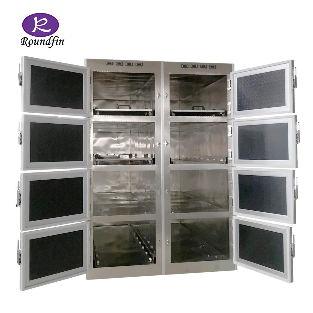 Bagong Model Mortuary Refrigerator Para sa 8 Katawan