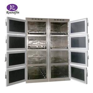 Nouveau modèle de réfrigérateur mortuaire pour 8 corps