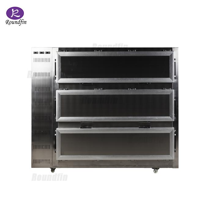 Bagong Modelong Danfoss Compressor Mortuary Body Refrigerators