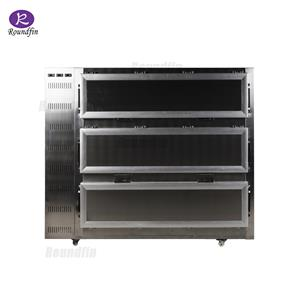 Nouveau modèle de réfrigérateurs à corps mortuaire à compresseur Danfoss