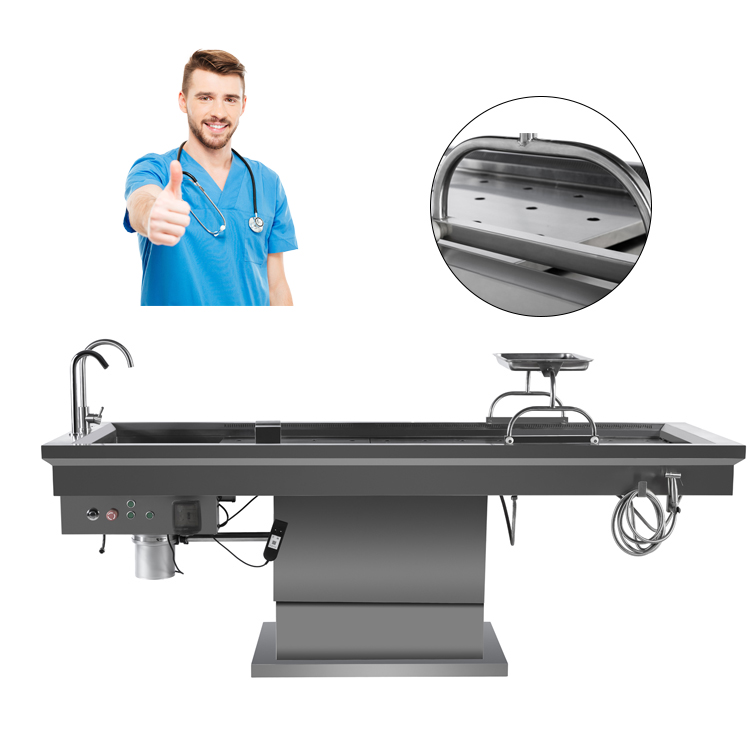 High Quality Mortuary Products Morgue Corpse Autopsy Table Manufacturers, High Quality Mortuary Products Morgue Corpse Autopsy Table Factory, Supply High Quality Mortuary Products Morgue Corpse Autopsy Table