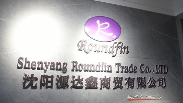 Comercio Co., Ltd. de Shenyang Roundfin